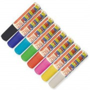 Securit Posterman 15mm All Weather Chalk Markers Mixed Colours (Pack of 8)