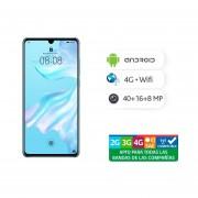 Huawei P30 128Gb+6Gb Piedra Crystal
