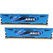 Memorie RAM G.Skill DDR3 16GB (8GBx2) 2133MHz CL10 ARES Dual (F3-2133C10D-16GAB)