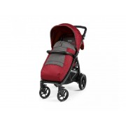 PEG PEREGO KOLICA BOOKLET 50S VIBES RED