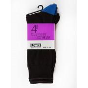 Lowes 4 Pack Business Socks