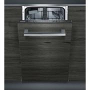 Masina de spalat vase incorporabila Siemens SR615X00CE, 5 seturi, 5 programe, 45 cm, Clasa A+, aquaStop, aquaSensor, loadSensor, detergent Automation