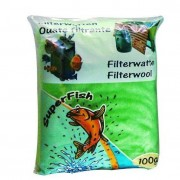 Superfish groene filterwatten grof 100 gram