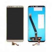 Display cu touchscreen Huawei Mate 10 Lite Original Auriu