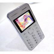 New Kechaoda K116 Plus SLIM CREDIT CARD SIZE keypad mobile phone with CAMERA /DUAL SIM/ BLUETOOTH/ USB (SILVER COLOR)