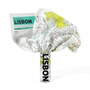 Palomar - Crumpled City Map - Lissabon