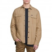 Volcom Larkin Quilted sand brown