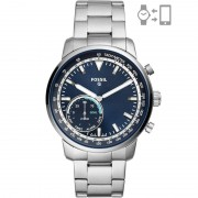 Ceas Smartwatch barbatesc Fossil Q Hybrid FTW1173 Goodwin