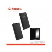 Husă telefon plastic Krusell FlipCase Malmö Nokia Lumia 1020 negru (75645)