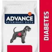 12kg Advance Veterinary Diets Diabetes Colitis száraz kutyatáp