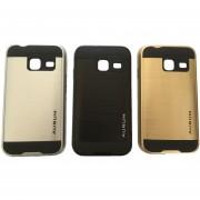 Funda Samsung Galaxy J1 Mini Aurum Contra Golpes Protector Uso rudo-Multicolor