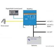 Osculati Sistema Victron Multiplus 3000W - 50A
