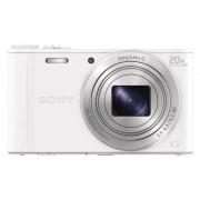 Sony Cámara Compacta SONY DSC-WX350 (Blanco - 18.2 MP - ISO: 80 a 1600 - Zoom Óptico: 20x)