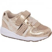 Cupcake couture Gouden metallic sneaker glitters Cupcake Couture maat 23