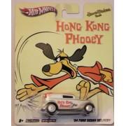 Hot Wheels Hong Kong Phooey '34 Ford Sedan Delivery Truck Hanna Barbera Friends