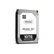 Western Digital WESTERN DIGITAL (HGST) Ultrastar DC HC510 (He10) HUH721010ALN600 3.5in 10000GB 256MB 7200RPM SATA 4KN ISE