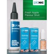 Lichid Tigara Electronica Premium Jac Vapour Fresh Apple 70ml, Nicotina 5,1mg/ml, 80%VG 20%PG, Fabricat in UK, Pachet DiY