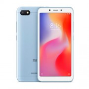 "Smartphone, Xiaomi Redmi 6, DualSIM, 5.45"", Arm Octa (2.0G), 4GB RAM, 64GB Storage, Android, Blue (MZB6605EU)"