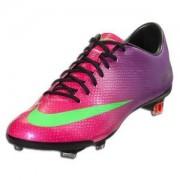 Nike Mercurial Vapor IX FG Soccer Shoes (Fireberry) 7