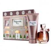 Mademoiselle Ricci Coffret: Eau De Parfum Spray 80ml/2.7oz + Body Lotion 200ml/6.8oz 2pcs Mademoiselle Ricci Комплект: Парфțм Спрей 80мл + Лосион за Тяло 200мл