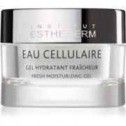 Institut Esthederm Cellular Water Fresh Moisturizing Gel освежаващ хидратиращ гел за лице с клетъчна вода 50 мл.
