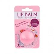 2K Beauty balsam do ust 5 g dla kobiet Strawberry