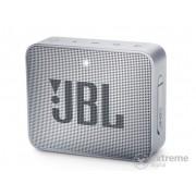 JBL GO 2 vodootporni bluetooth zvučnik, sivi