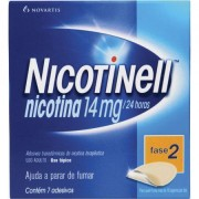 Nicotinell Fase 2 14Mg 24 Horas C 7 Adesivos