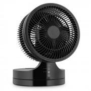 Touchstream Ventilatore A Piantana 45W Touch Telecomando Nero