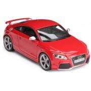 Bburago 11031s Audi TT RS Silver 1-18 Diecast Car Model