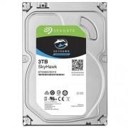 Hard Drive Seagate SkyHawk HDD 3.5'' 3TB 5900 RPM SATA III 6Gb/s 64MB | ST3000VX010