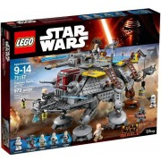 Lego Klocki Star Wars AT-TE Kapitana Rexa 75157