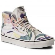 Sneakers VANS - Sk8-Hi Slim VN0A32R2OJQ (Vintage Floral) Marshmlw