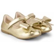 Balerini Fete Bibi Anjos Mini Aurii cu Funda 22 EU