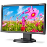 "Monitor IPS LED NEC 19.5"" E203Wi, 1600 x 900, VGA, DVI, DisplayPort, Pivot, 14 ms (Negru)"
