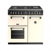 Stoves Richmond Deluxe S900DFGTG Classic Cream 90cm Dual Fuel Range Cooker