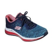 Skechers Skech-Air Element 2.0 Dance Talk Slip On Sports - Navy - Size: 8