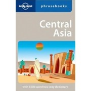 Woordenboek Phrasebook & Dictionary Central Asia - Centraal Azië   Lonely Planet