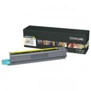 Lexmark Originale C 925 DE Toner (C925H2YG) giallo, 7,500 pagine, 3.07 cent per pagina - sostituito Toner C925H2YG per C 925DE