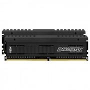 Crucial memory D4 3000 8GB C15 Crucial OC K2 2x4GB, Ballistix Elite, 1,35V