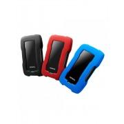 "HDD Extern ADATA Durable HD330 2TB, Shock Sensor, 2.5"", USB 3.1, Negru"