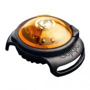 Orbiloc Safety Light Hundlampa - Gul - 1 Stk.