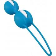 Knipkulor Smartballs Duo Neon Turquoise