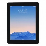 Apple iPad 4 WiFi (A1458) 32 GB negro muy bueno reacondicionado