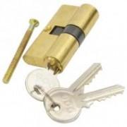 Flame réz hengerzárbetét 3 kulcsos (84642)