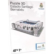 Puzzel real madrid Santiago Bernabeu 47 stukjes (34009)