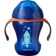 Cana Easy Drink Tommee Tippee 260 ml 6luni+ Albastru