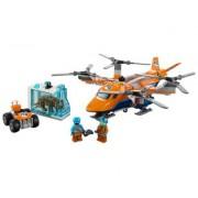 Lego Ártico: Transporte aéreo