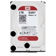 "Western Digital WD Red NAS Hard Drive WD30EFRX - Disco rígido - 3 TB - interna - 3.5"" - SATA 6Gb/s - buffer: 64 MB - para My Cloud EX2, EX4"