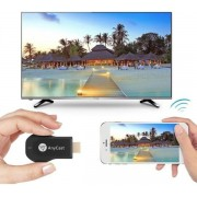 Media Player Anycast M3PLUS, HDMI, Wi-Fi, Full hd, Miracast, Dlna, Airplay, Dual core 1.2 ghz (Negru)